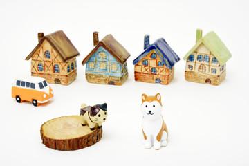 ペット可物件でも飼育制限があります。